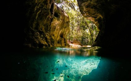 ATM Cave or Actun Tunichil