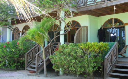 Resort in Hopkins, Belize