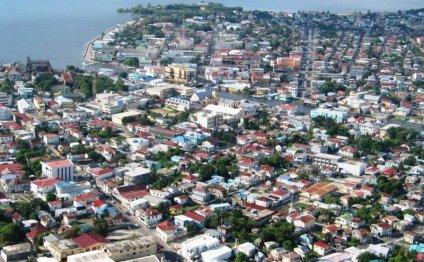 Belize District