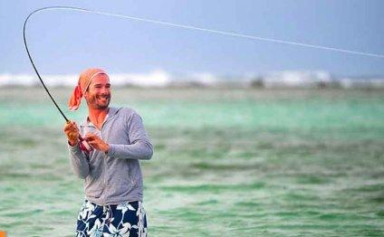 Belize Fishing, flyfishing for