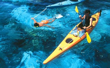 Belize kayaking tours