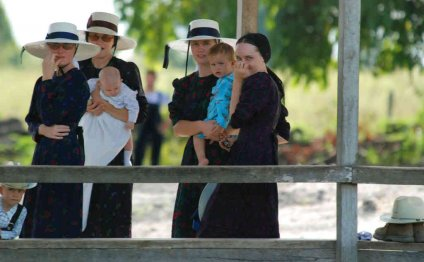 The Mennonites in Belize