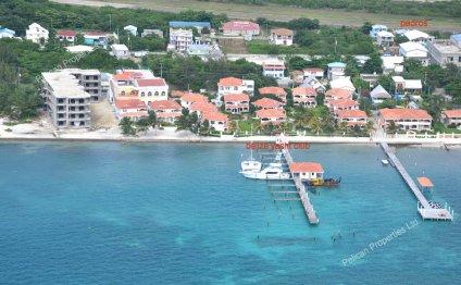 Belize Yacht Club area