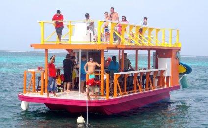 Custom Cruise/party Boat