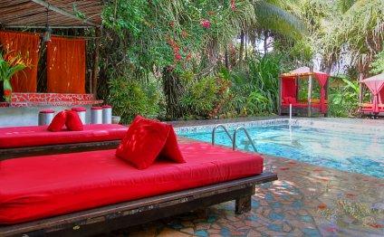 The Jungle Spa - Maruba Resort
