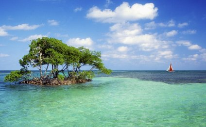 Ambergris Caye Belize Cayes