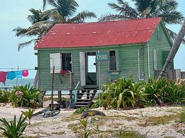 Caye Caulker Office Building