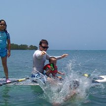Family adventure vacation, all-inclusive