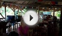 Bacab Eco Park in Belize from Restaurant 2