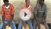 Lebeha RAW: Garifuna drumming from Belize