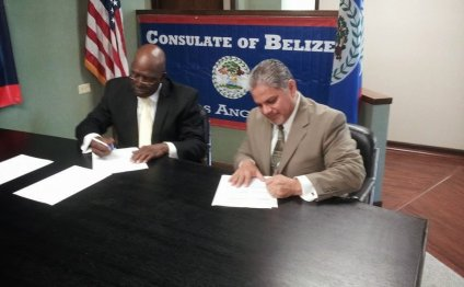 Belize Consulate Los Angeles